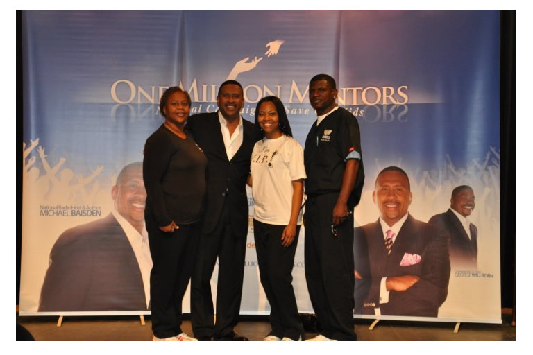 Paradigm Supports Michael Baisden's One Million Mentors