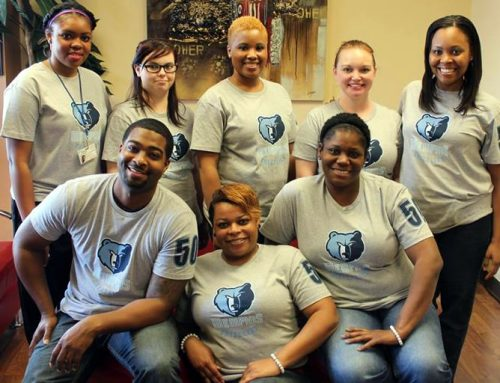 Paradigm supports the Memphis Grizzlies