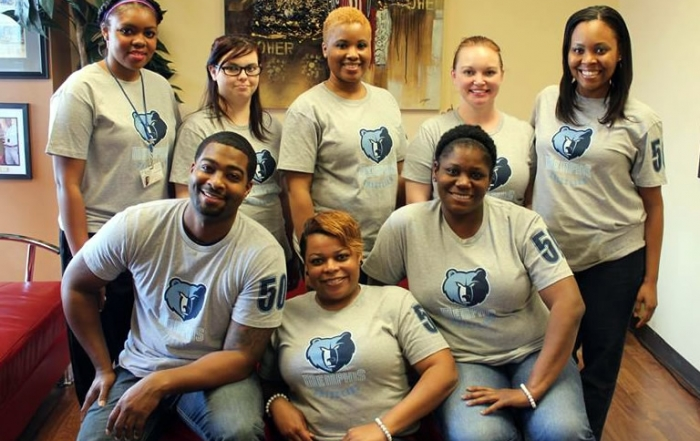 Paradigm supports the Memphis Grizzlies_April 2014
