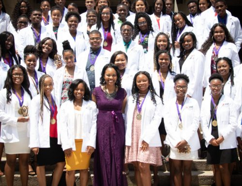 She Launched a Mentorship Program to Create more Black Healthcare Professionals