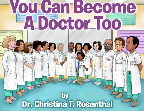 Dr. Rosenthal releases new Children's Book